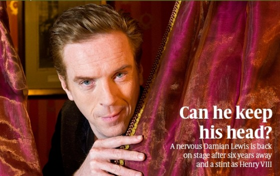 Red Hot Interview - April 11, 2015 - Damian Lewis